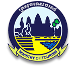 Ministry of Tourism logo - cambodia