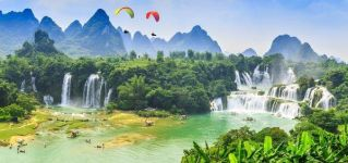 "Evaluating and approving the research results of the project on ""Developing typical tourism products for the Ban Gioc waterfall tourist area until 2025, with a vision to 2030"""