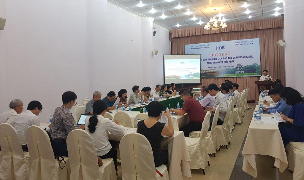 TS. Nguyễn Anh Tuấn phát biểu khai mạc Hội thảo