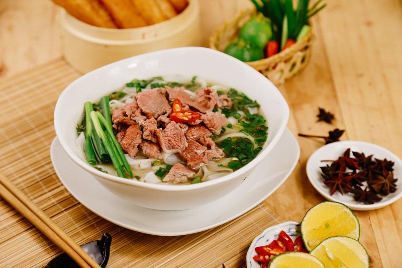 Phở Hà Nội - món ăn thanh nhã được thế giới ngợi ca (Ảnh: Internet)